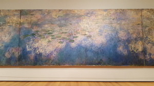 Monet - at the right angle